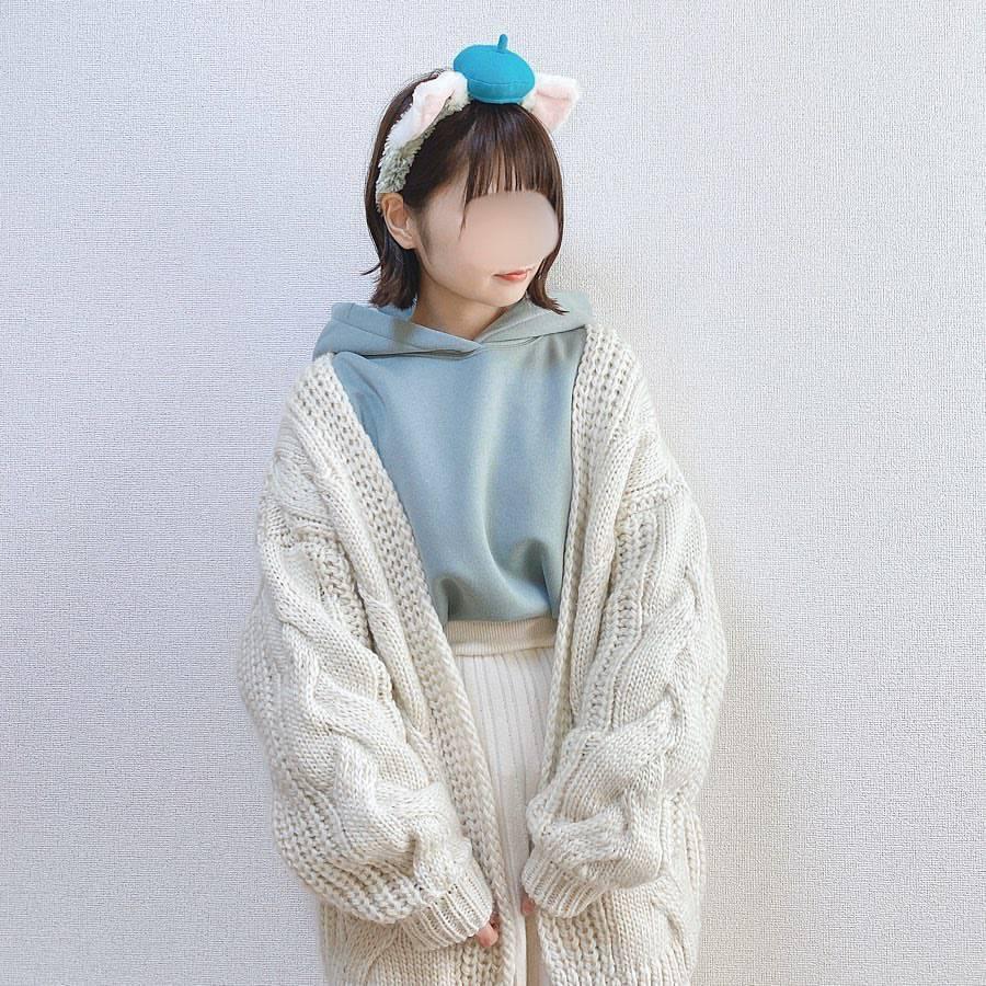 最高気温7度・最低気温0度 _a03man_の服装
