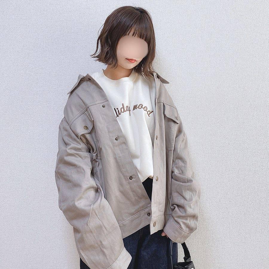 最高気温11度・最低気温5度 _a03man_の服装