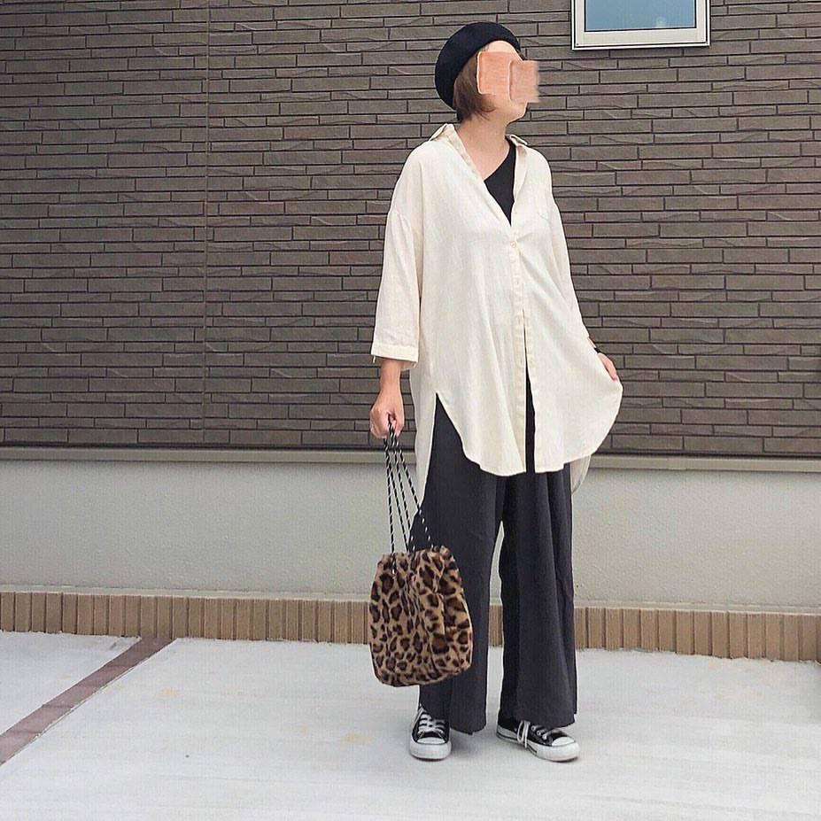 最高気温31度・最低気温24度 _mayu123_の服装