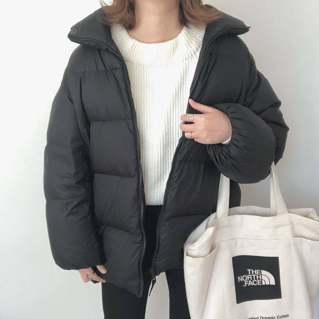 最高気温6度・最低気温-2度 _mayu123_の服装