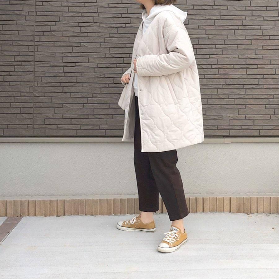 最高気温10度・最低気温5度 _mayu123_の服装