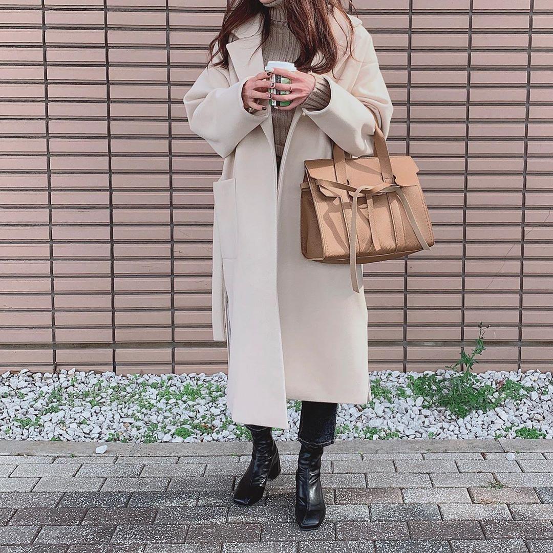 最高気温17度・最低気温9度 _ukiko___15の服装