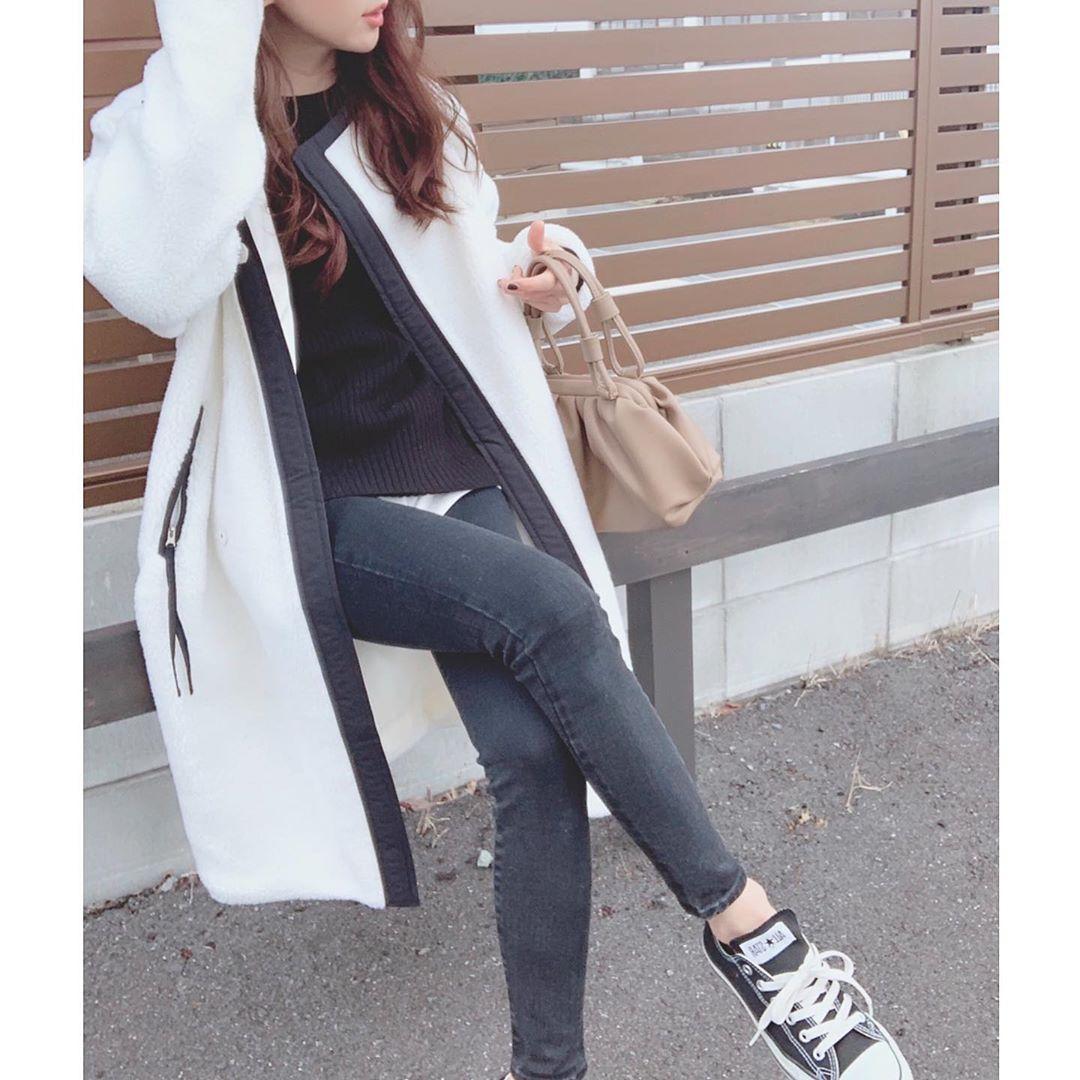 最高気温15度・最低気温7度 _ukiko___15の服装