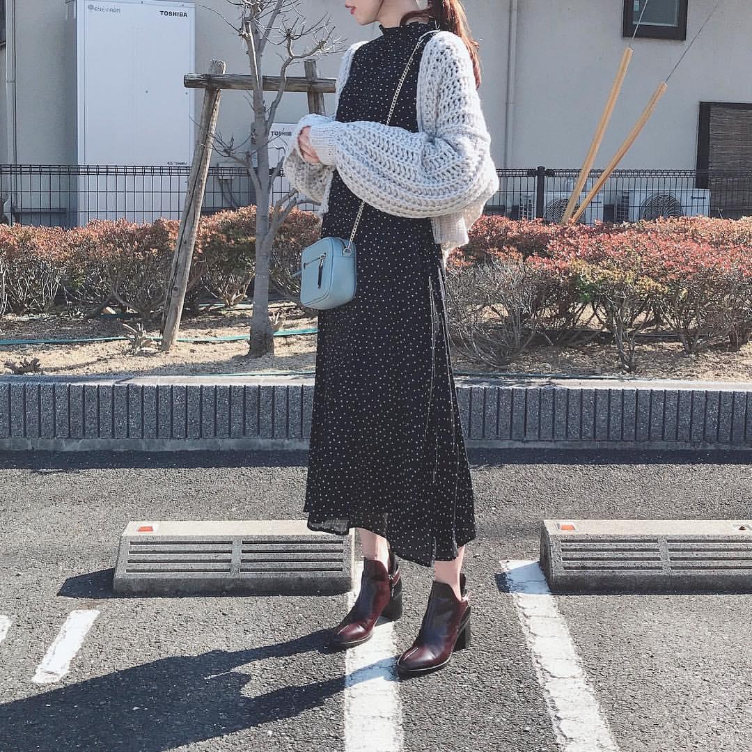 最高気温11度・最低気温1度 _ukiko___15の服装