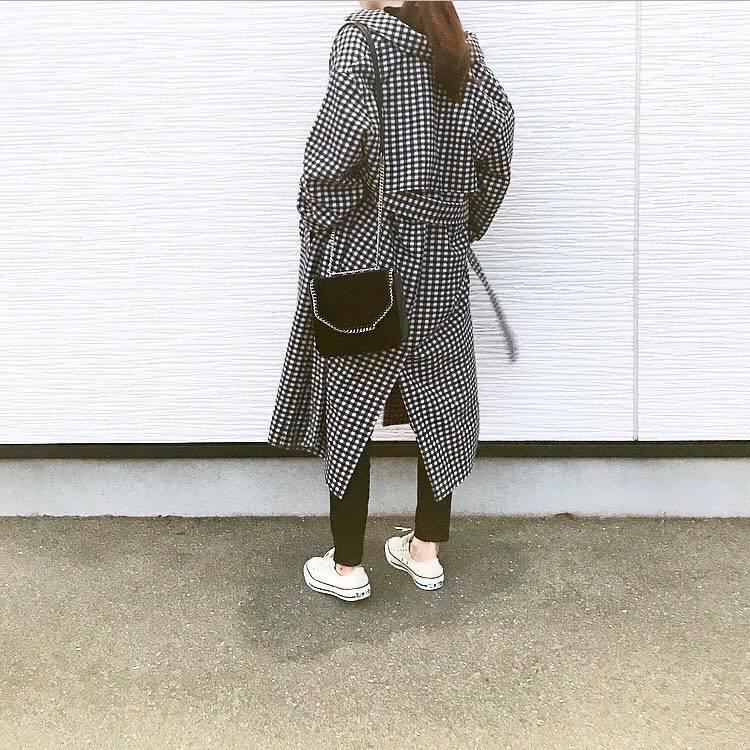 最高気温13度・最低気温0度 _ukiko___15の服装