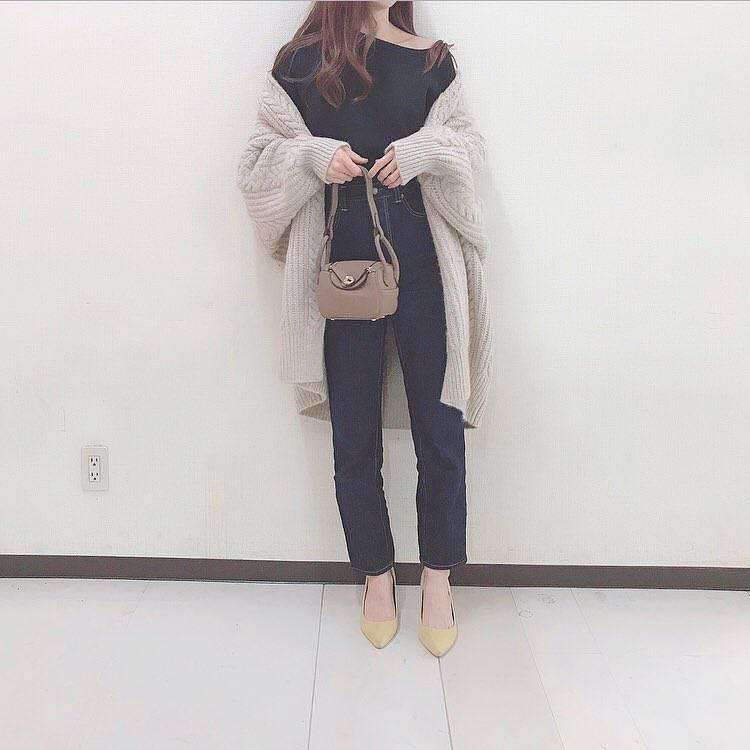 最高気温8度・最低気温3度 _ukiko___15の服装