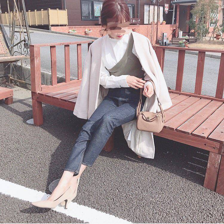 最高気温12度・最低気温6度 _ukiko___15の服装
