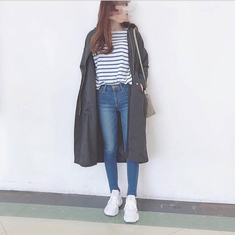 最高気温10度・最低気温4度 _ukiko___15の服装
