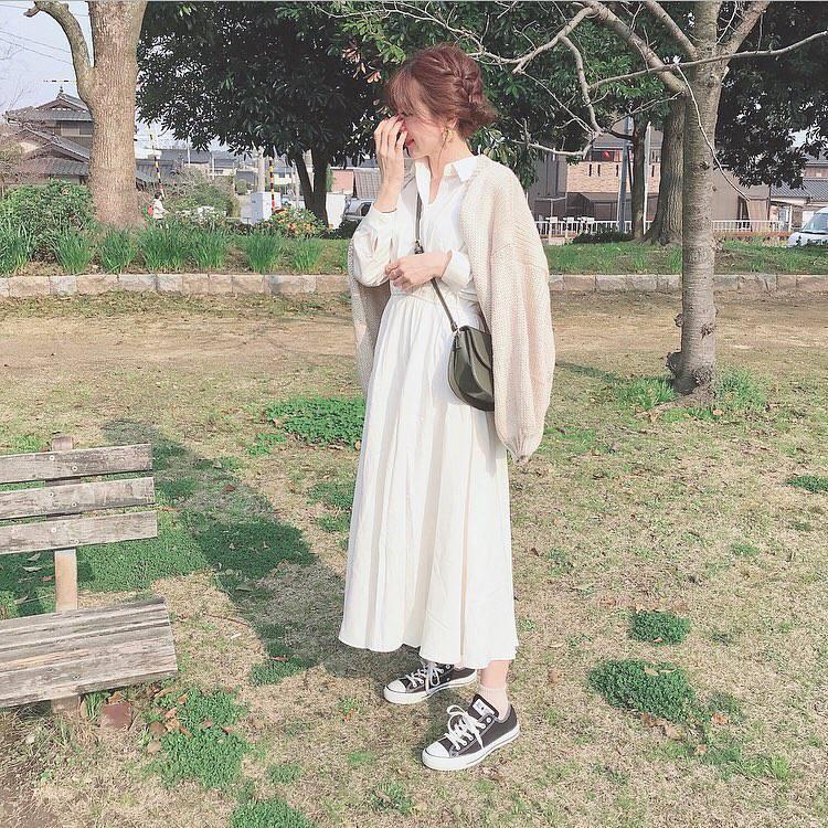 最高気温9度・最低気温4度 _ukiko___15の服装