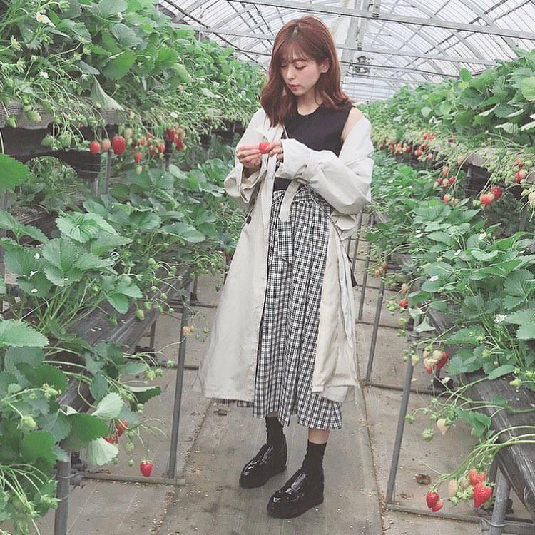 最高気温14度・最低気温2度 _ukiko___15の服装