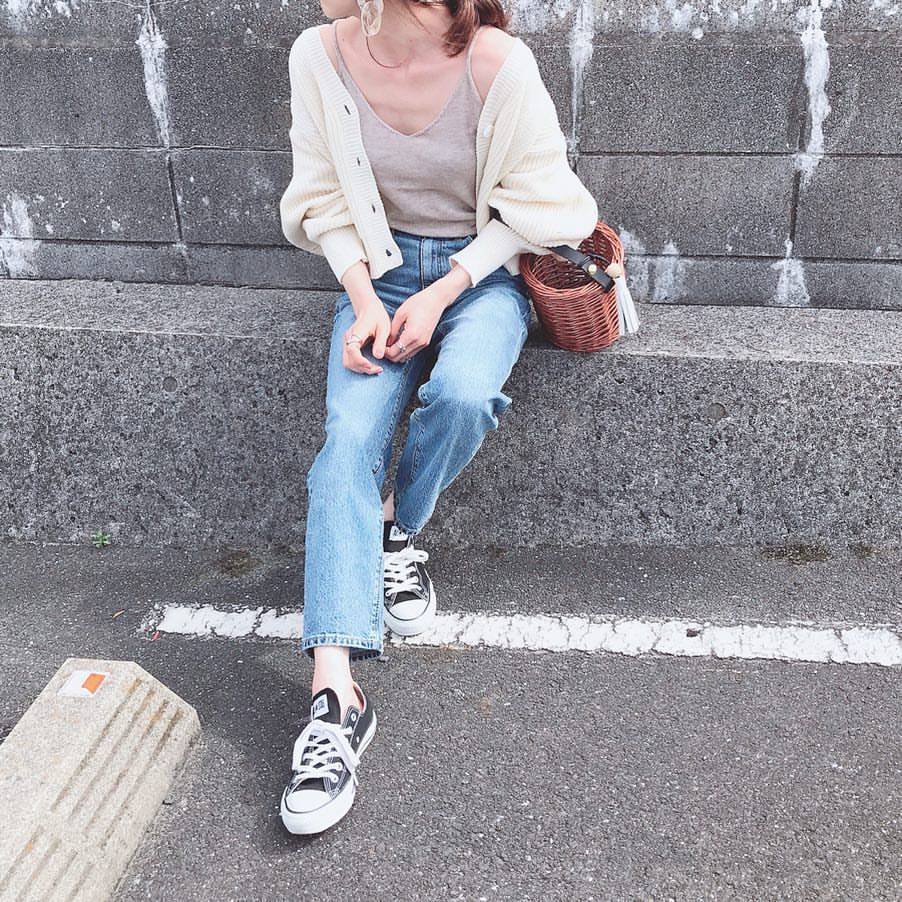 最高気温19度・最低気温11度 _ukiko___15の服装