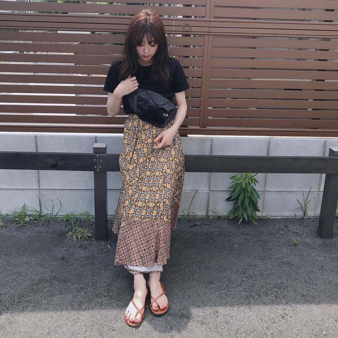 最高気温27度・最低気温18度 _ukiko___15の服装