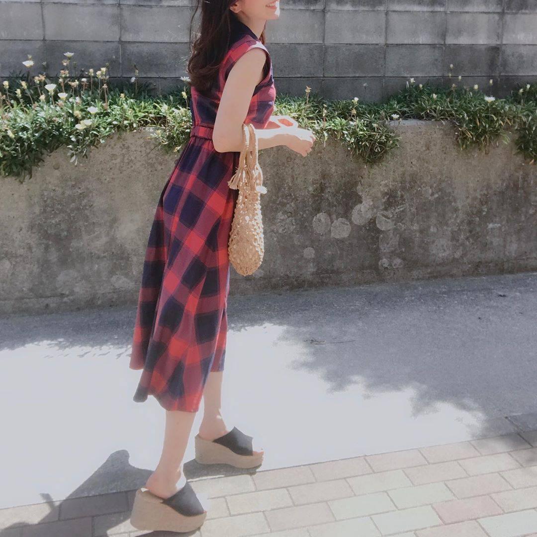 最高気温28度・最低気温18度 _ukiko___15の服装