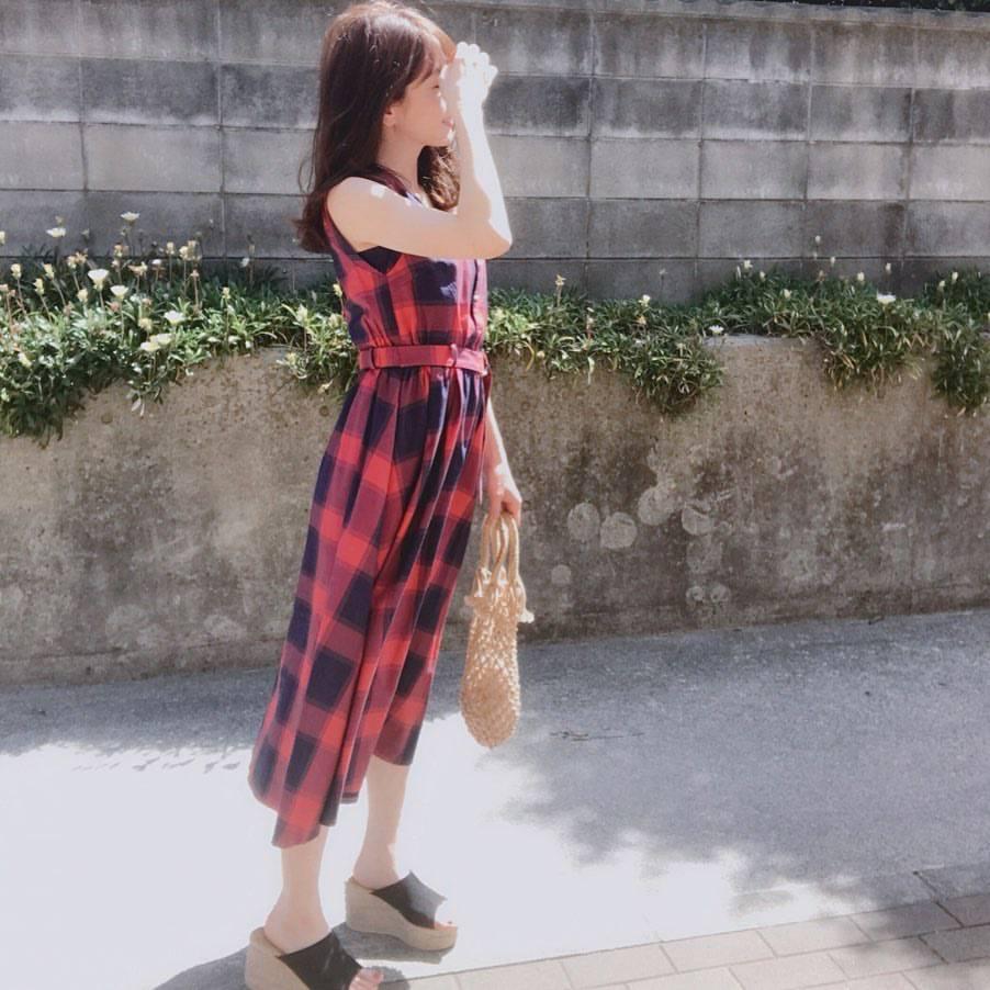 最高気温26度・最低気温18度 _ukiko___15の服装