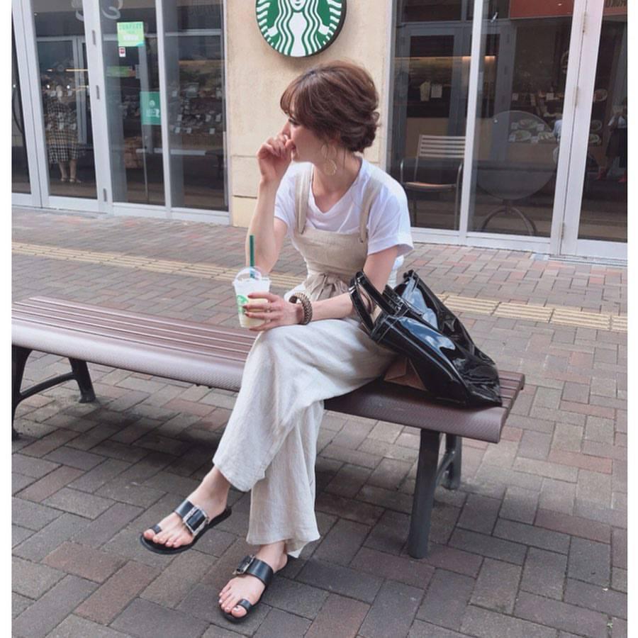 最高気温30度・最低気温21度 _ukiko___15の服装