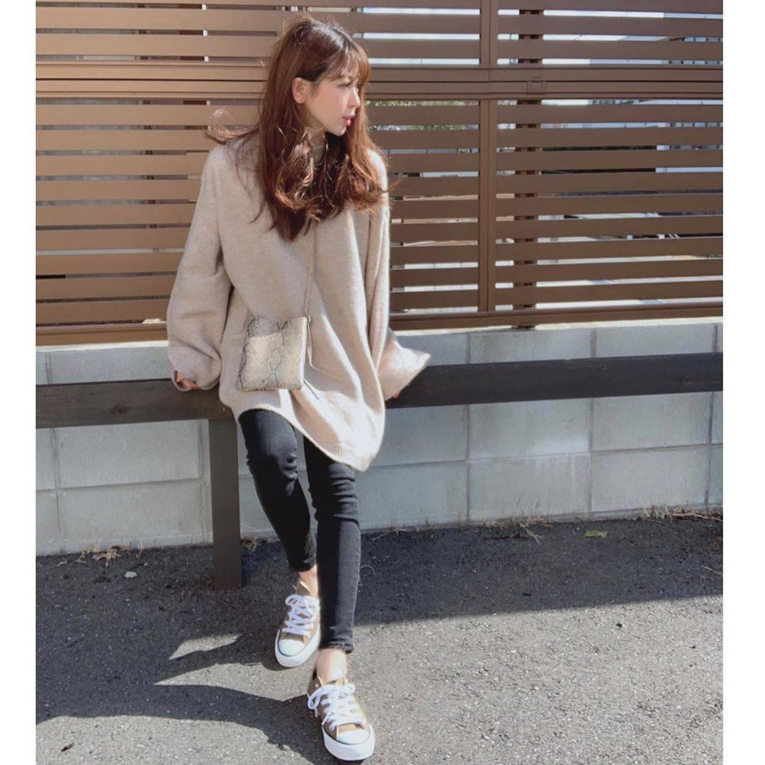 最高気温22度・最低気温11度 _ukiko___15の服装