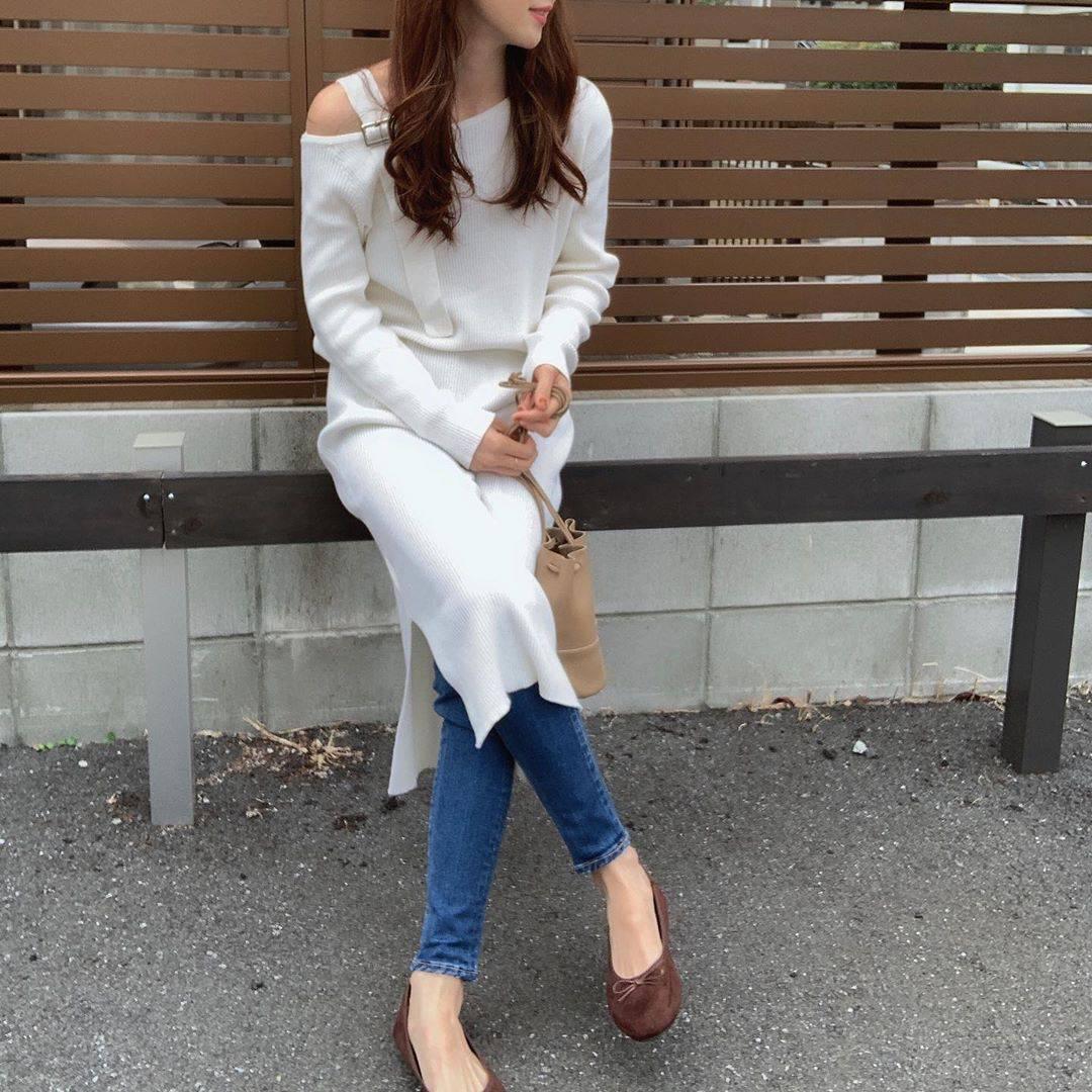 最高気温10度・最低気温6度 _ukiko___15の服装