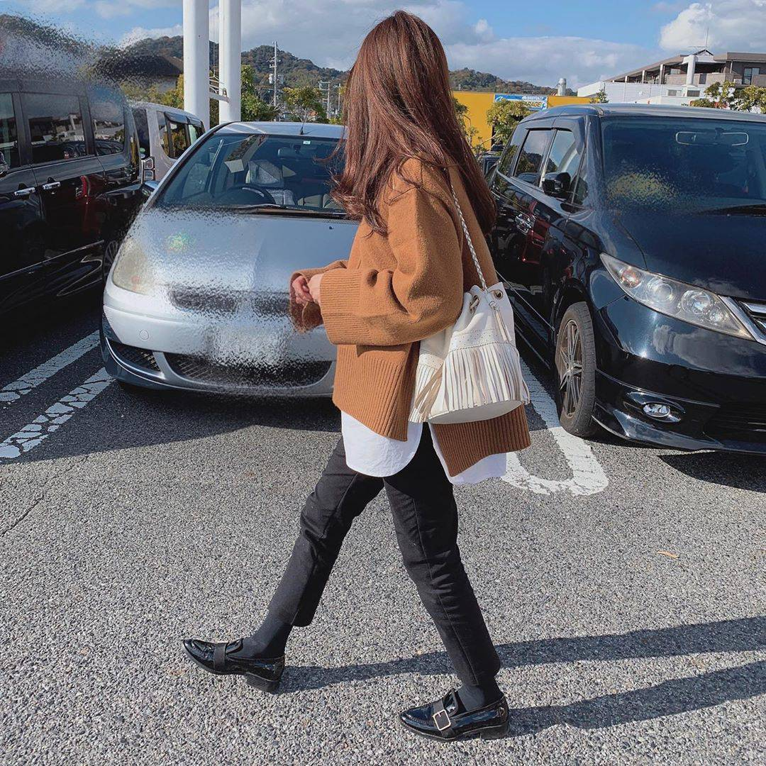 最高気温13度・最低気温2度 _ukiko___15の服装