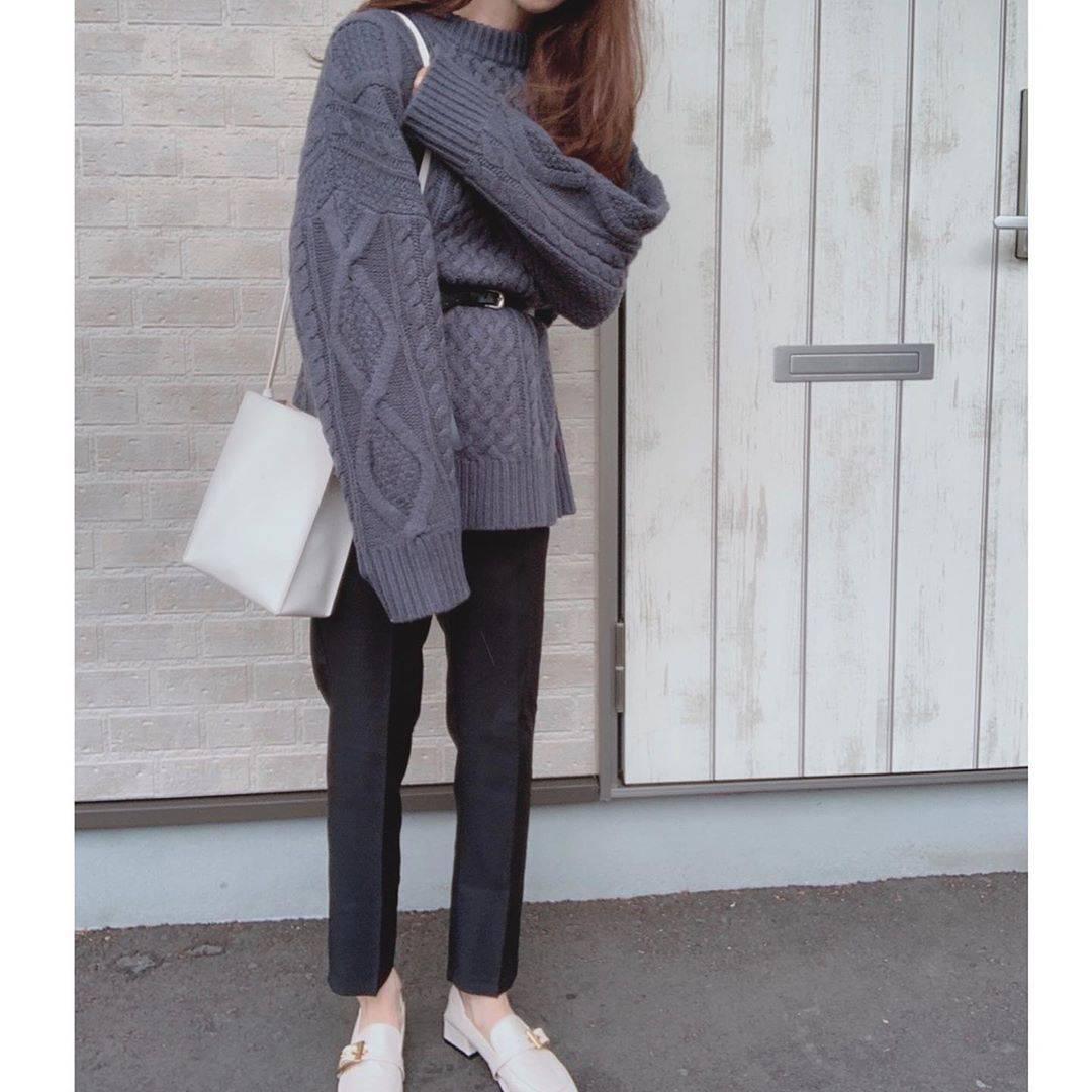 最高気温9度・最低気温6度 _ukiko___15の服装