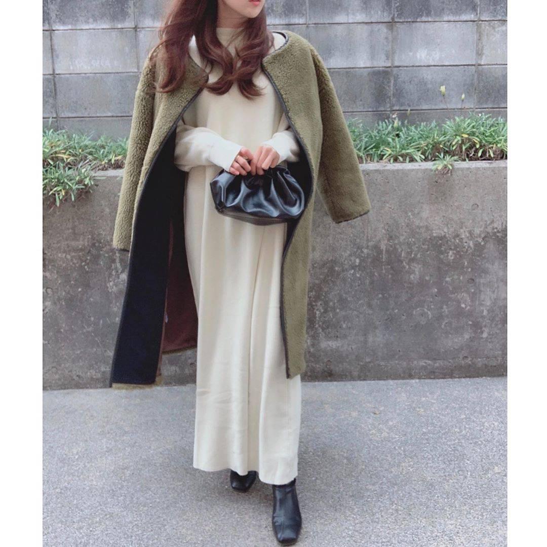 最高気温13度・最低気温4度 _ukiko___15の服装