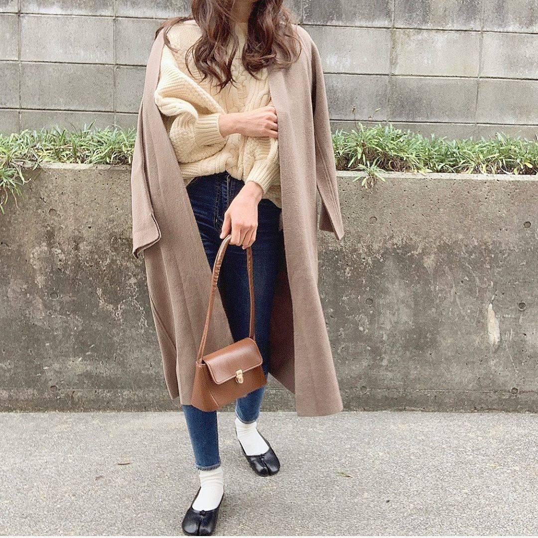 最高気温12度・最低気温0度 _ukiko___15の服装
