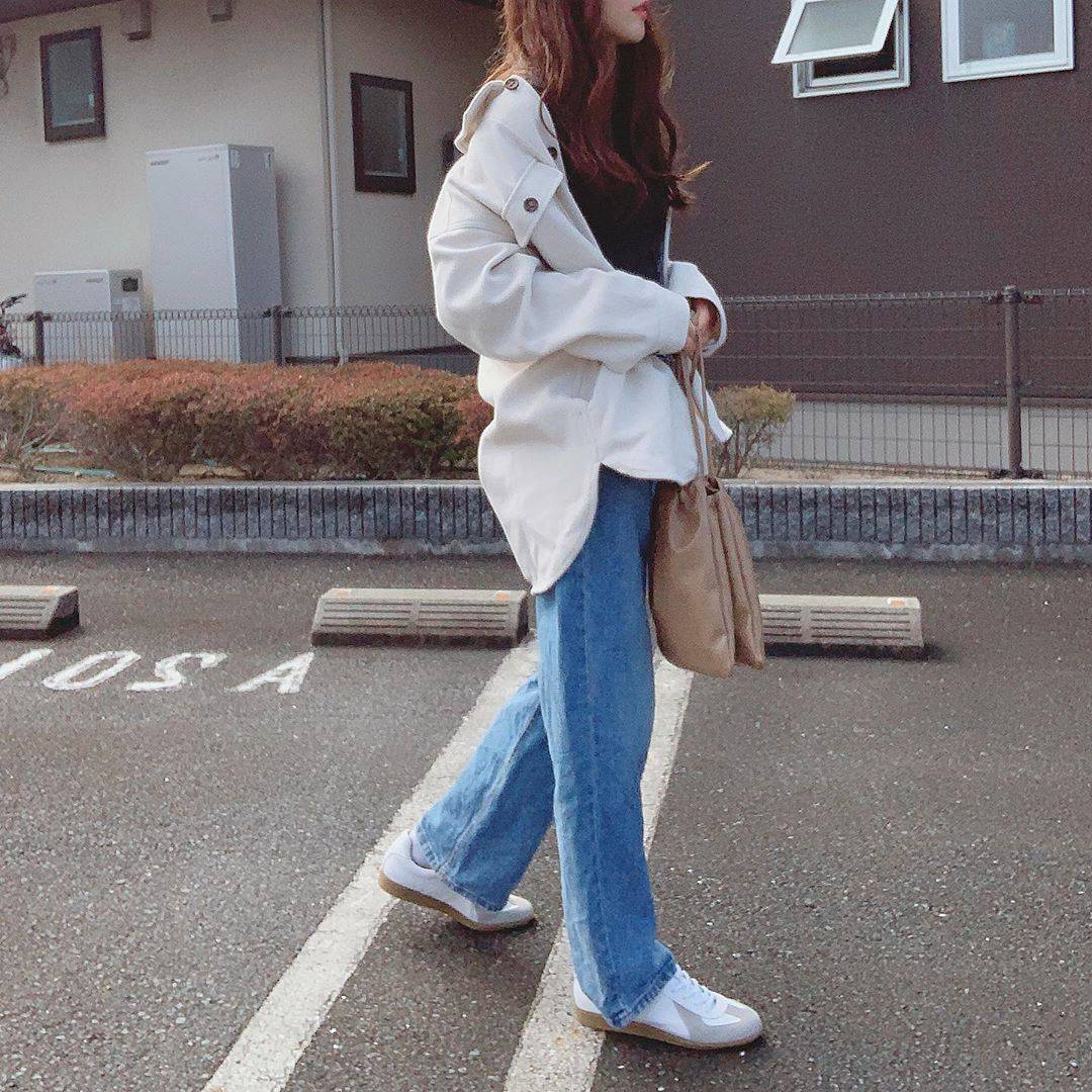 最高気温16度・最低気温7度 _ukiko___15の服装
