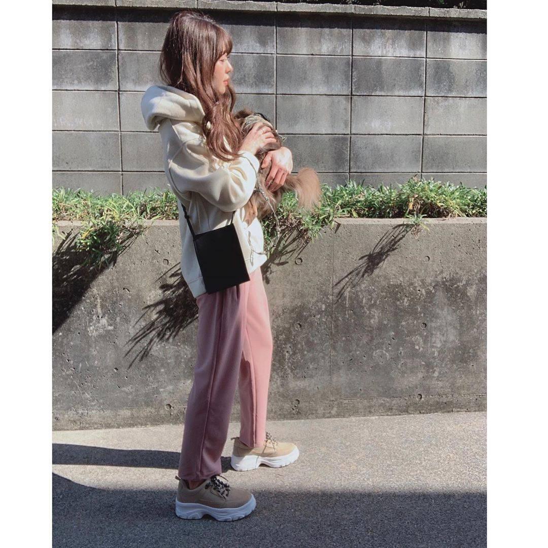 最高気温13度・最低気温3度 _ukiko___15の服装