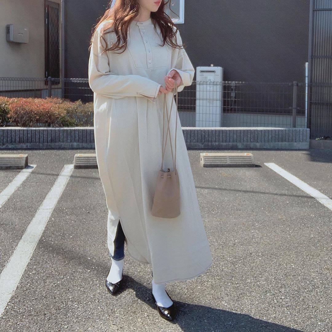 最高気温16度・最低気温5度 _ukiko___15の服装
