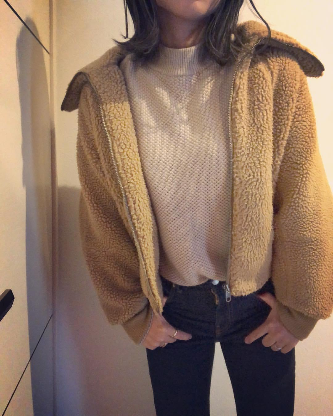 最高気温11度・最低気温1度 a8d4c4の服装