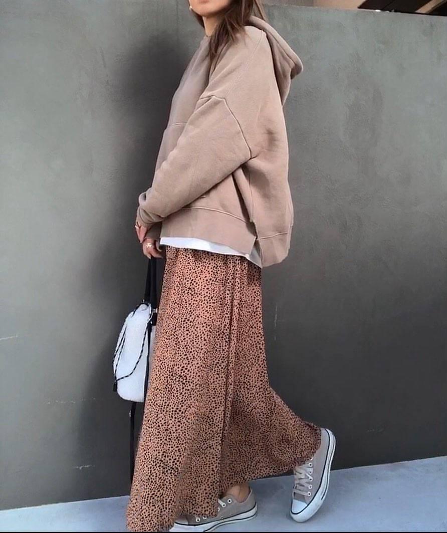 最高気温21度・最低気温12度 a8d4c4の服装