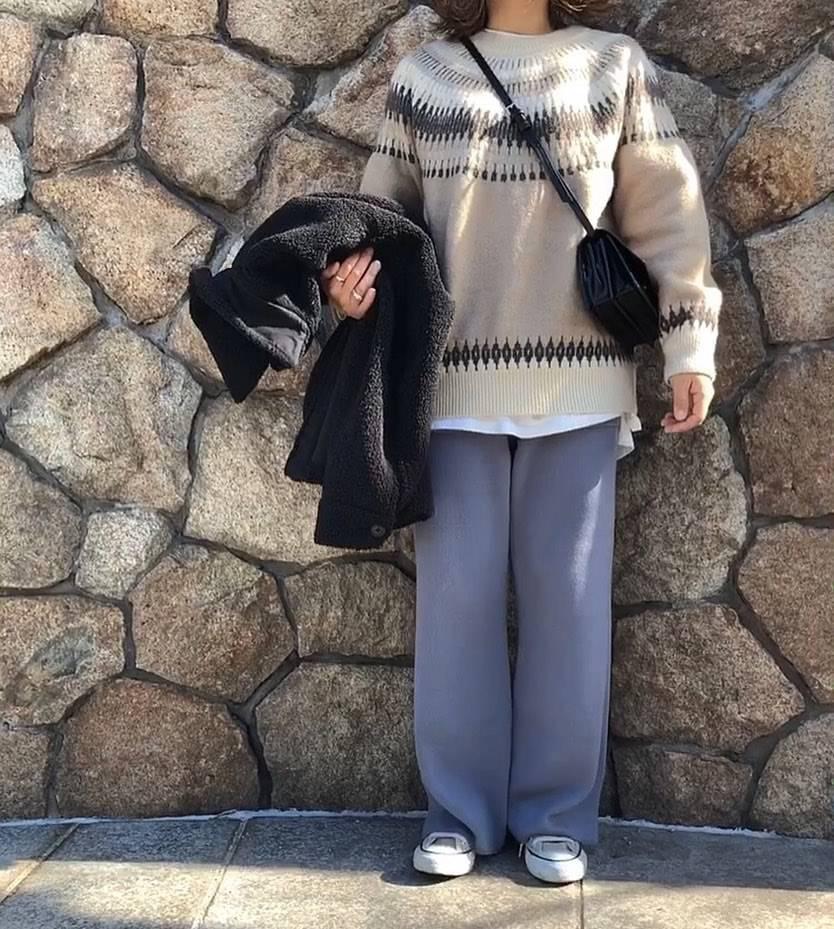最高気温12度・最低気温5度 a8d4c4の服装