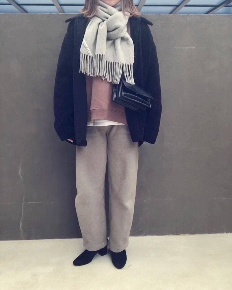 最高気温7度・最低気温2度 a8d4c4の服装