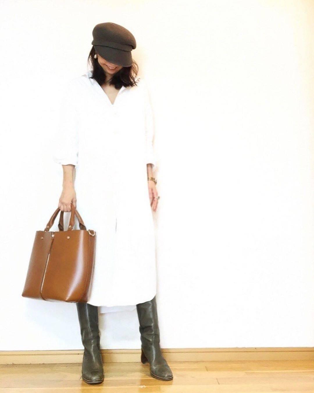 最高気温24度・最低気温12度 acmee.chiyoの服装
