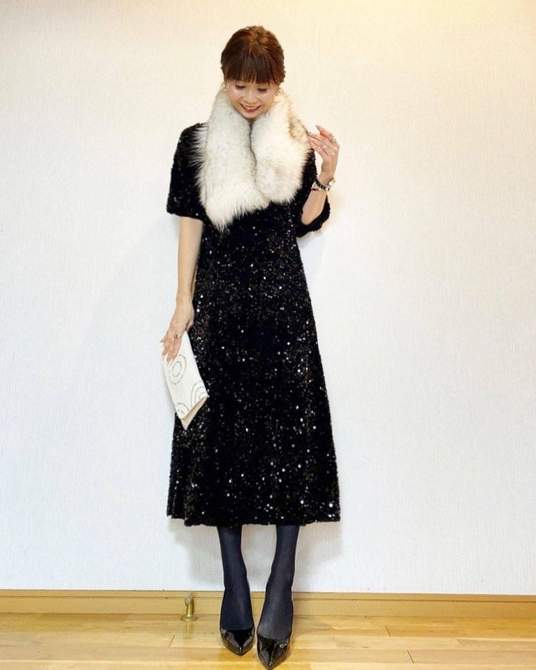 最高気温10度・最低気温5度 acmee.chiyoの服装
