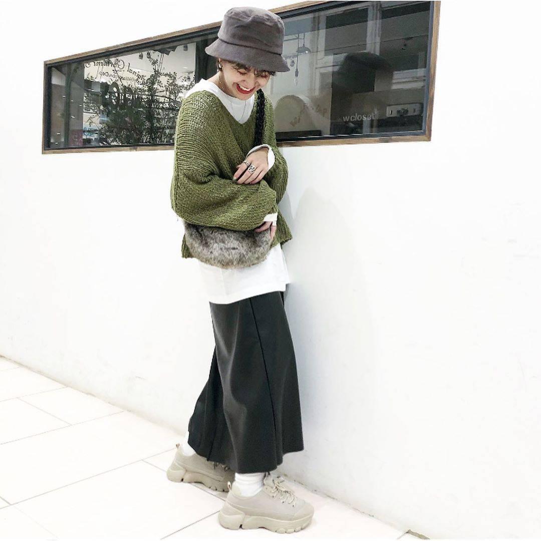 最高気温31度・最低気温20度 aikachaaanの服装