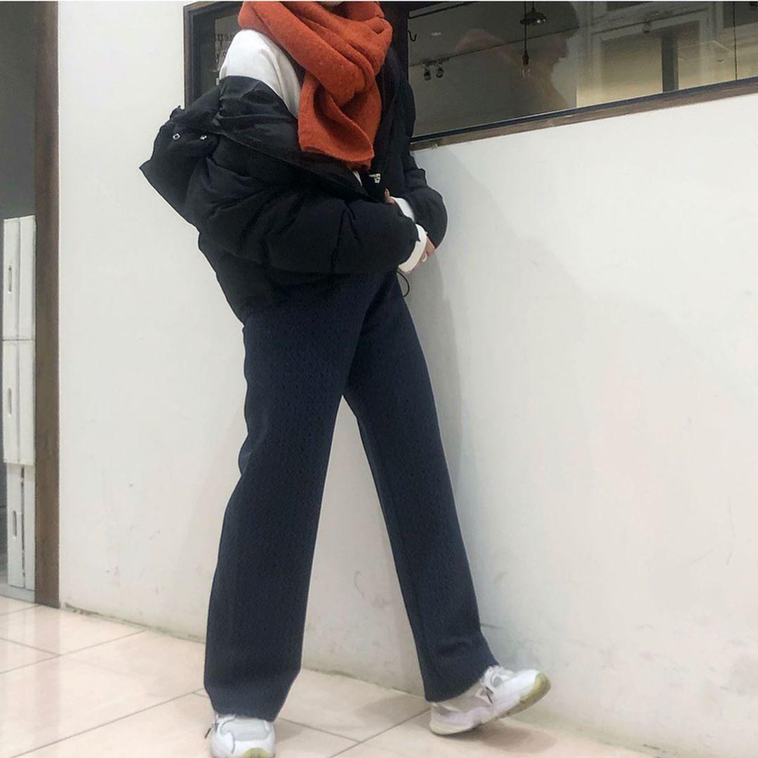 最高気温13度・最低気温5度 aikachaaanの服装