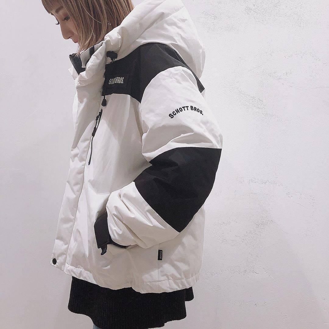 最高気温17度・最低気温14度 akaririri_1022の服装