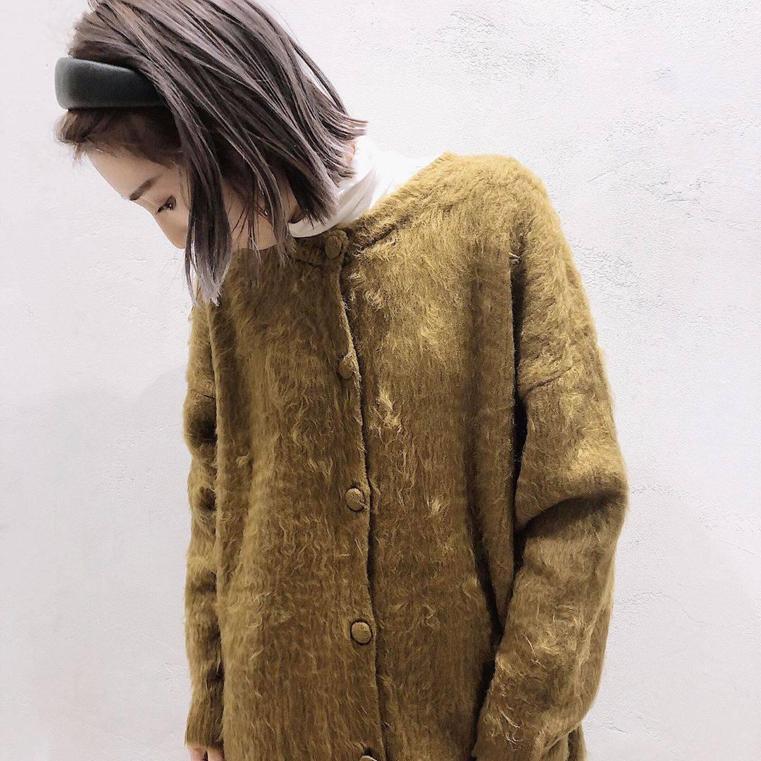 最高気温16度・最低気温11度 akaririri_1022の服装
