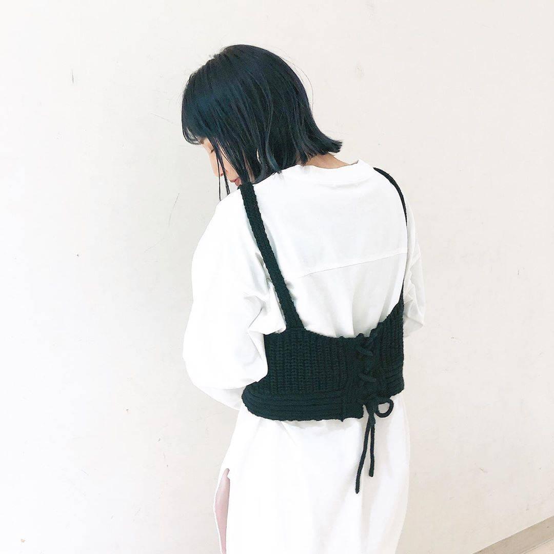 最高気温10度・最低気温3度 akaririri_1022の服装