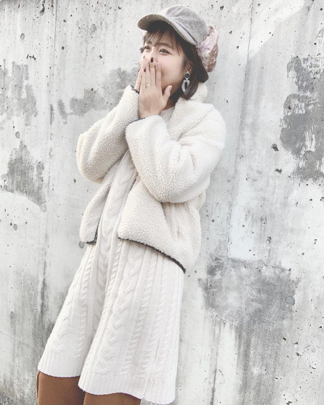 最高気温17度・最低気温9度 ayanishikadoの服装