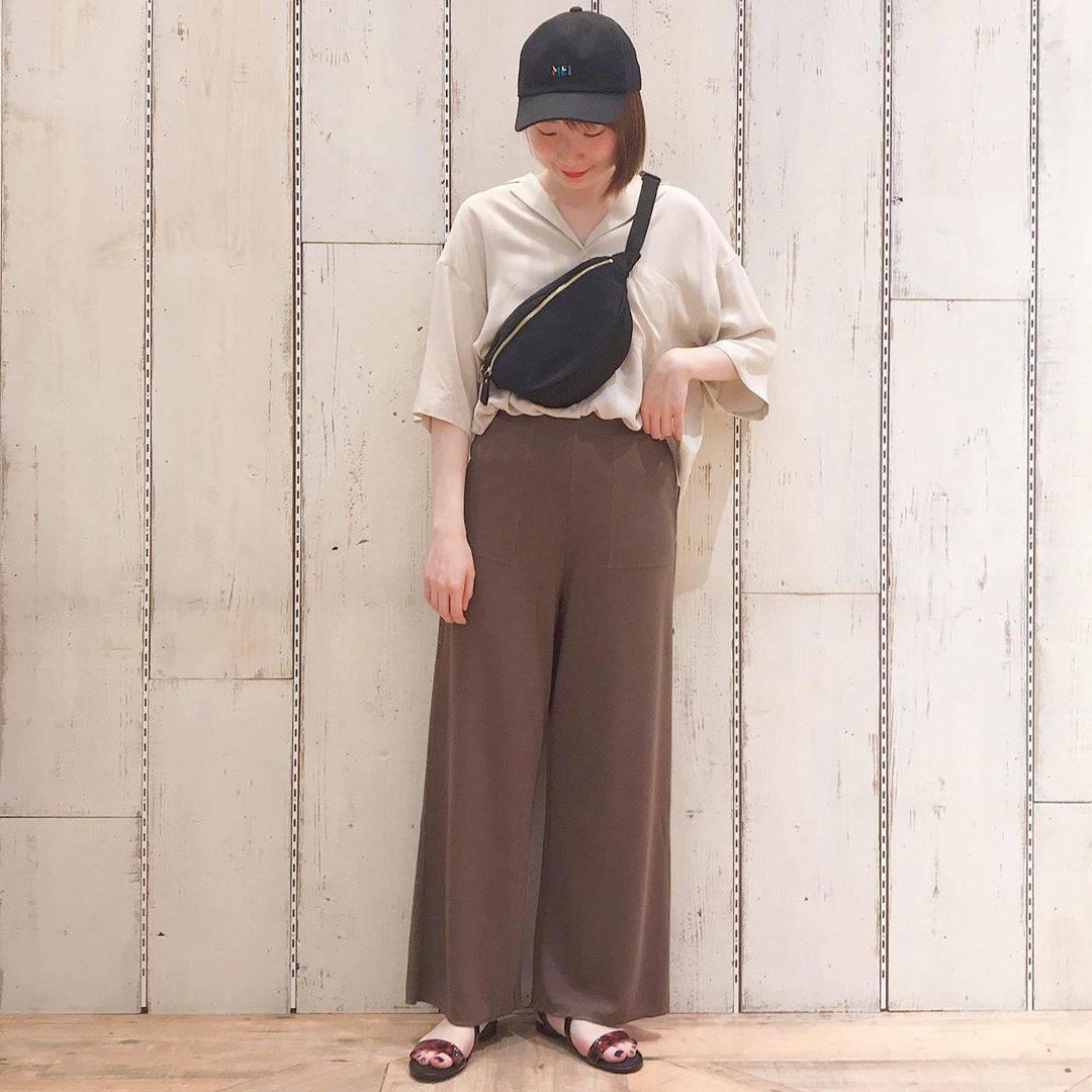 最高気温30度・最低気温18度 caaa____93の服装