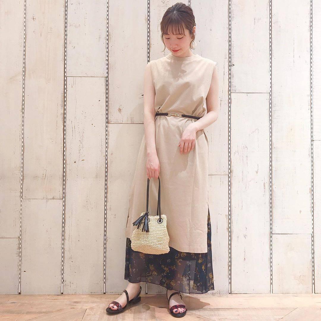 最高気温31度・最低気温17度 caaa____93の服装