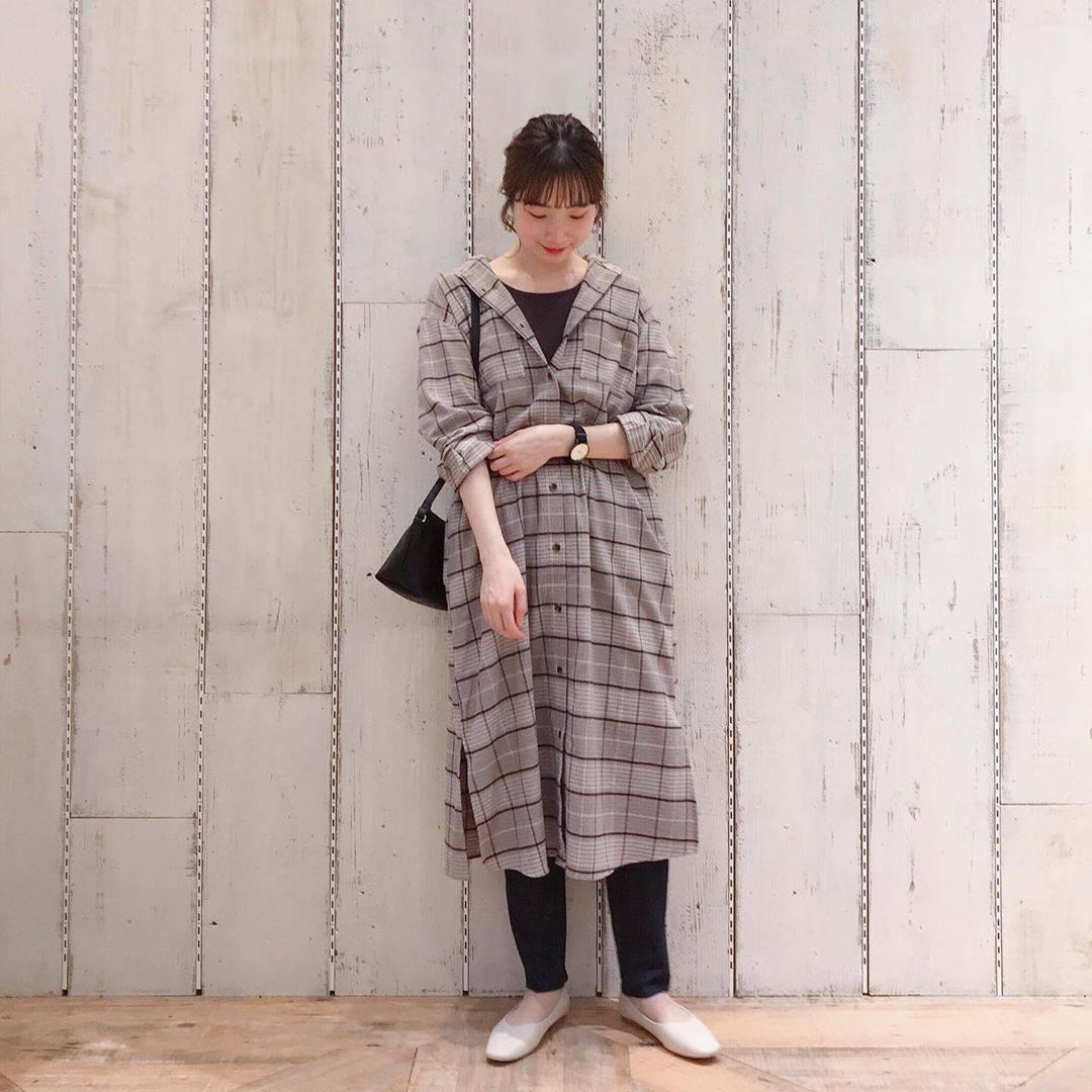 最高気温23度・最低気温20度 caaa____93の服装