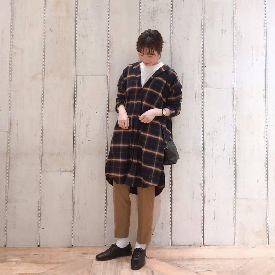 最高気温24度・最低気温18度 caaa____93の服装