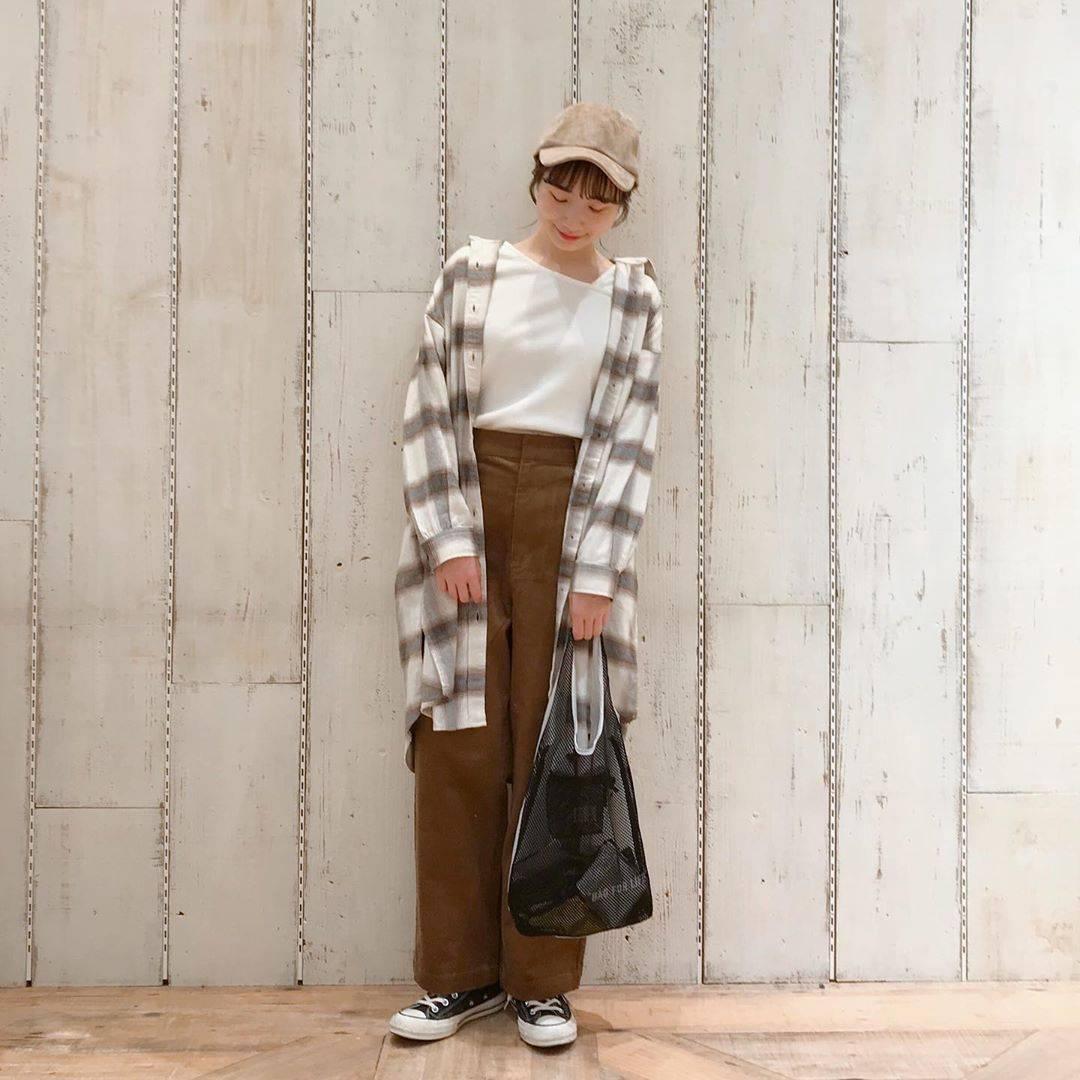 最高気温27度・最低気温17度 caaa____93の服装