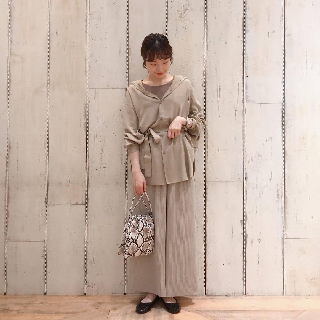 最高気温30度・最低気温20度 caaa____93の服装