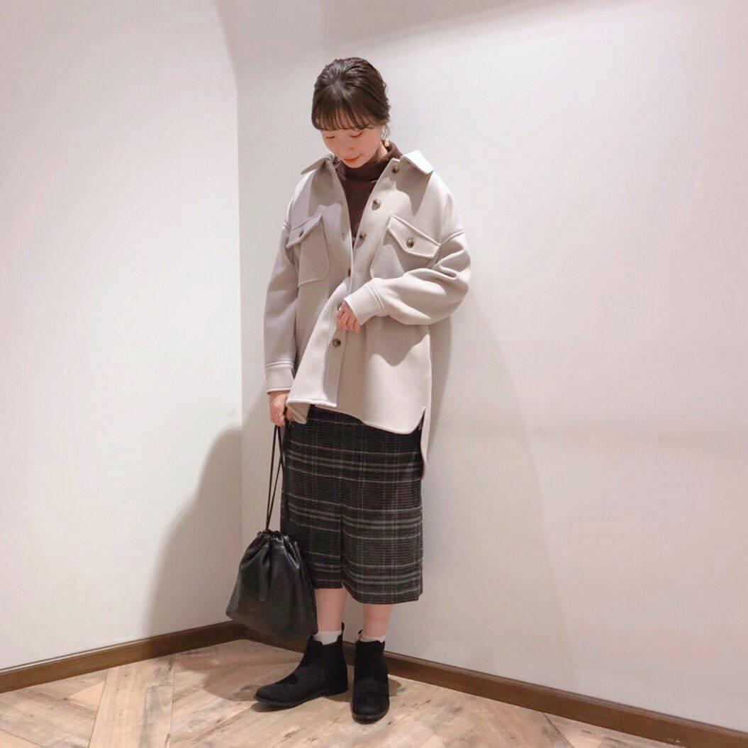 最高気温21度・最低気温9度 caaa____93の服装