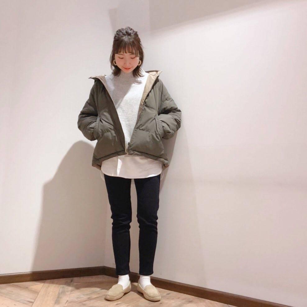 最高気温10度・最低気温6度 caaa____93の服装