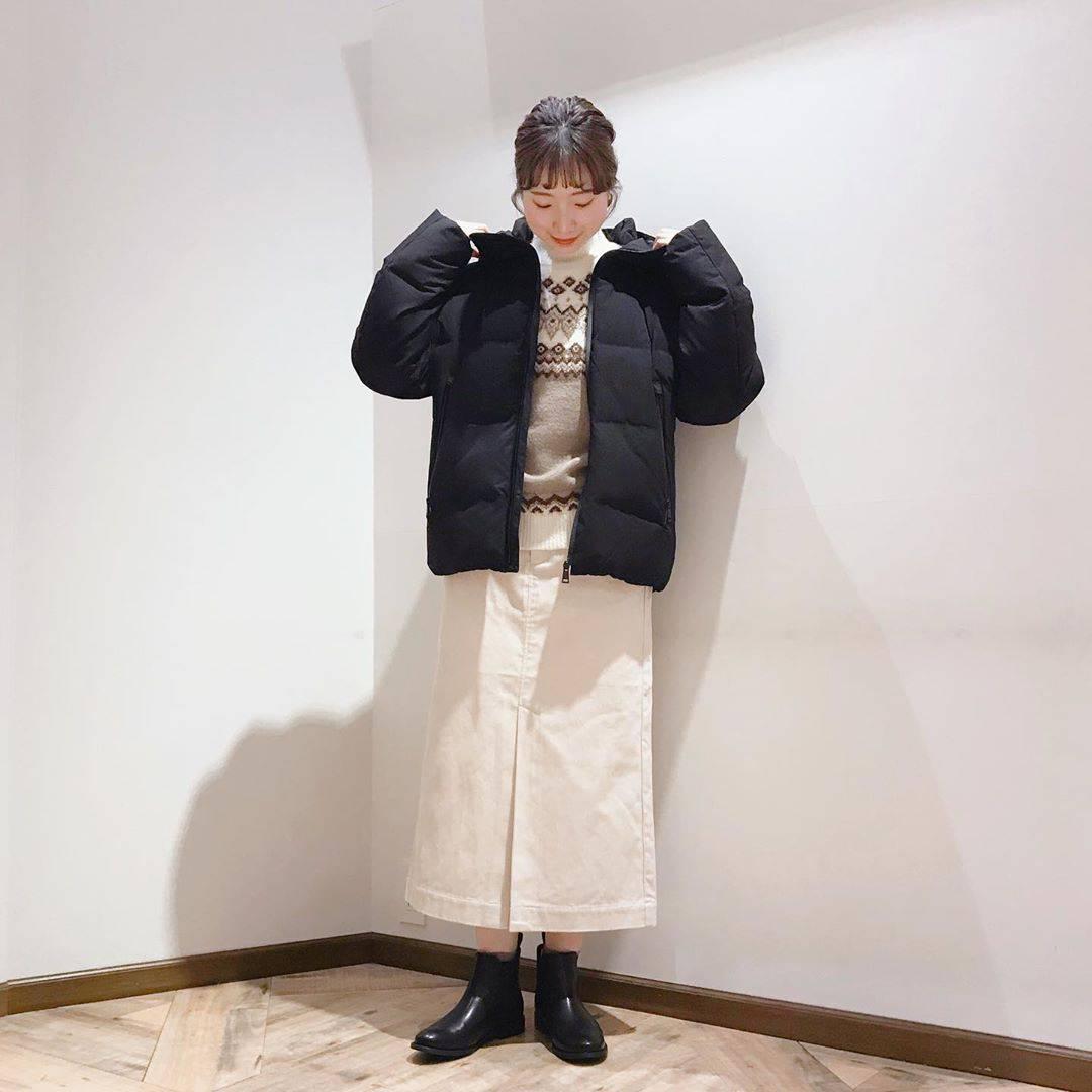 最高気温12度・最低気温5度 caaa____93の服装