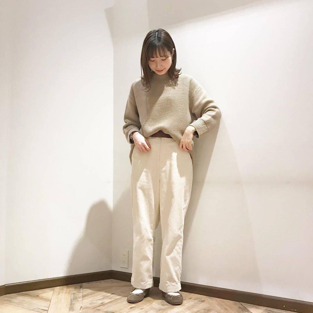 最高気温10度・最低気温3度 caaa____93の服装